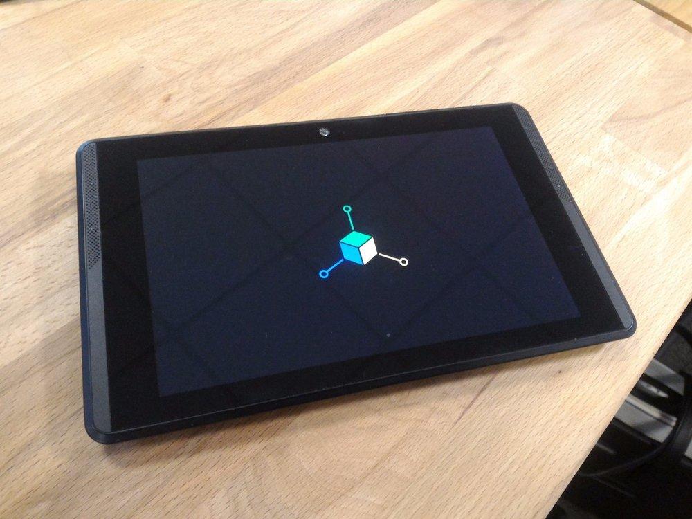 Google Tango Development Kit