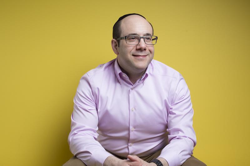 Our CEO David Levine