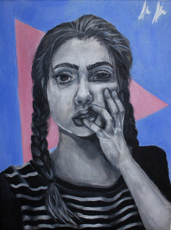 Self Portrait no. 5