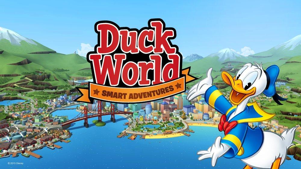 Duckworld Adventures