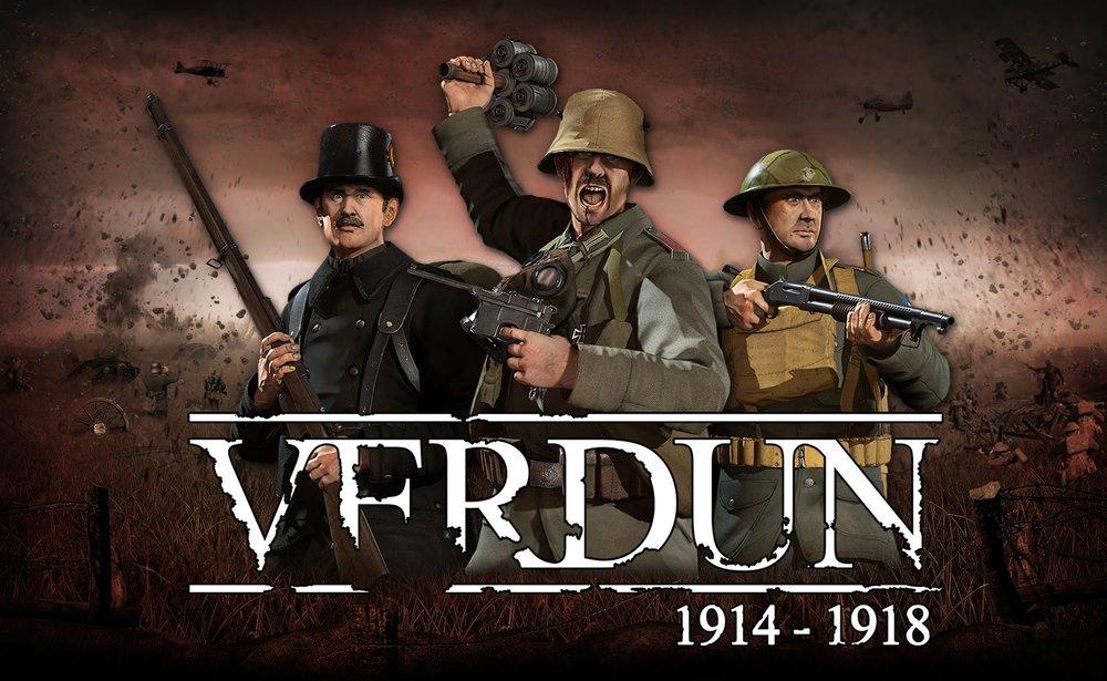 1914-1918: Verdun