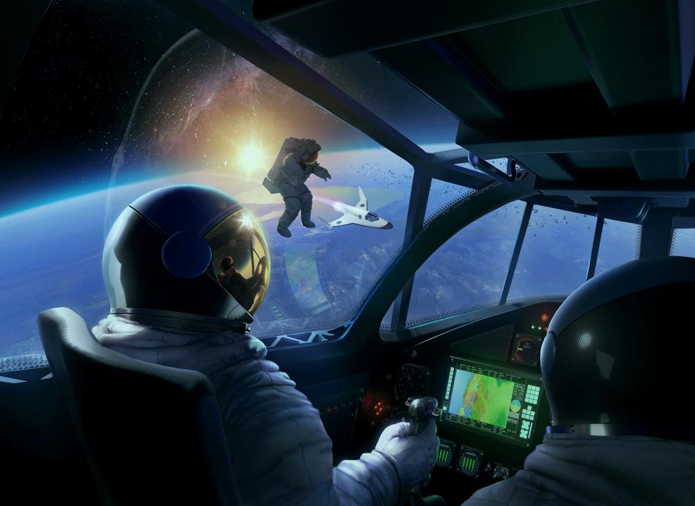 Space Flight: Orbital Emergency