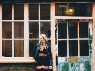 Jodie Cariss is founder of Self Space and Cariss Creative
