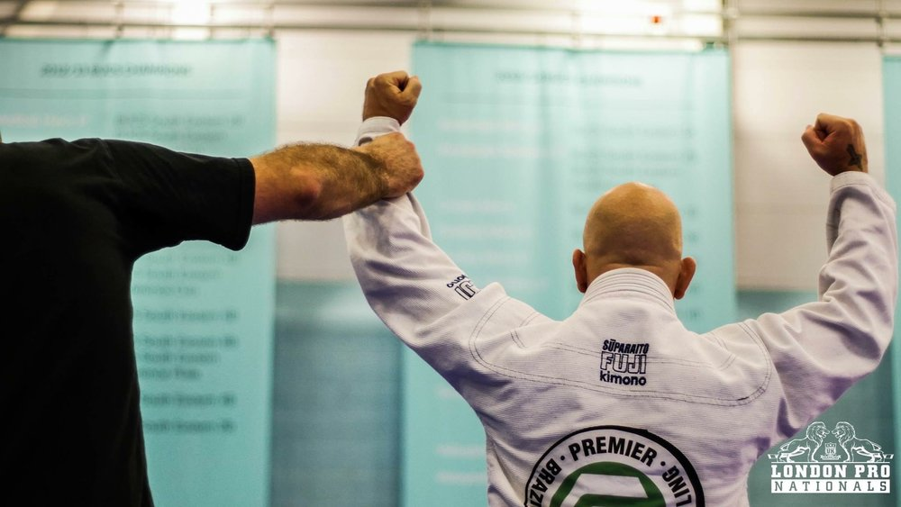 brazilian jiu jitsu in harrow