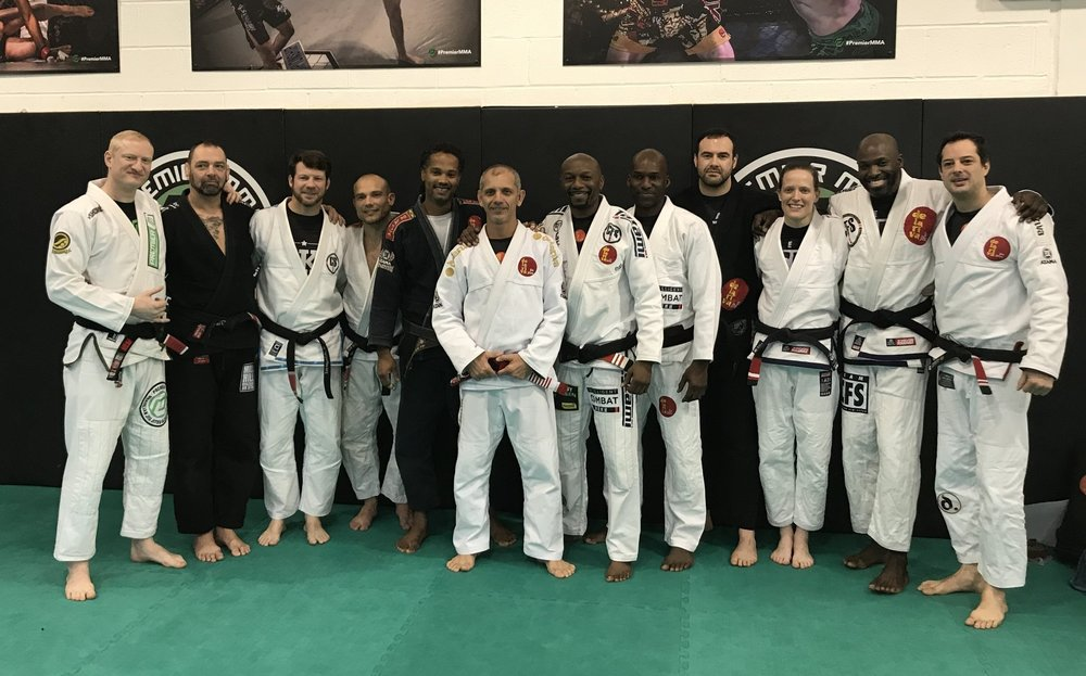 gracie jiu jitsu harrow