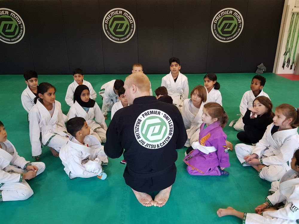 children ruislip bjj