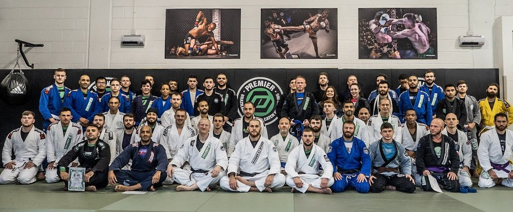 Premier BJJ in Harrow