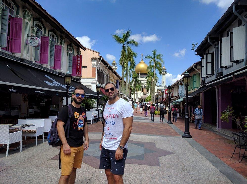 Οι Truevoyagers στη Σιγκαπούρη