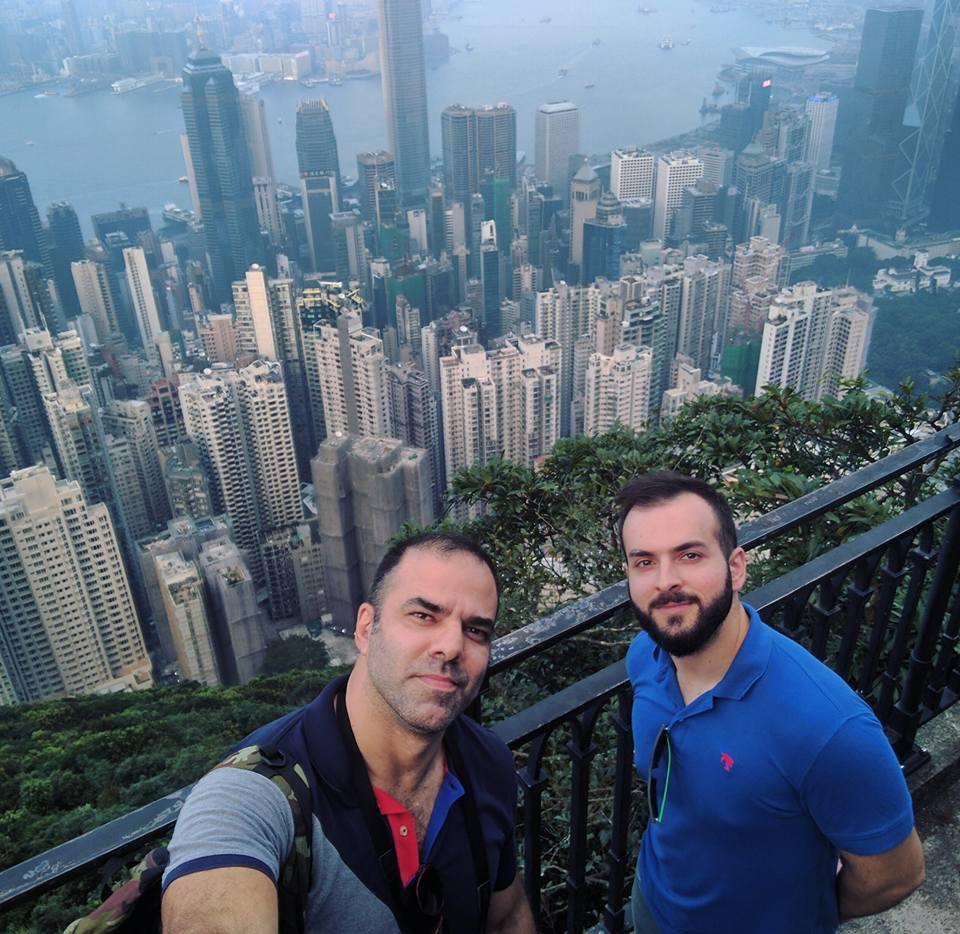 Οι Truevoyagers στο Χονγκ Κονγκ