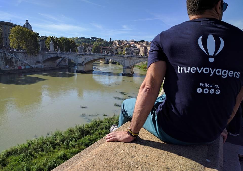 Οι Truevoyagers στη Ρώμη