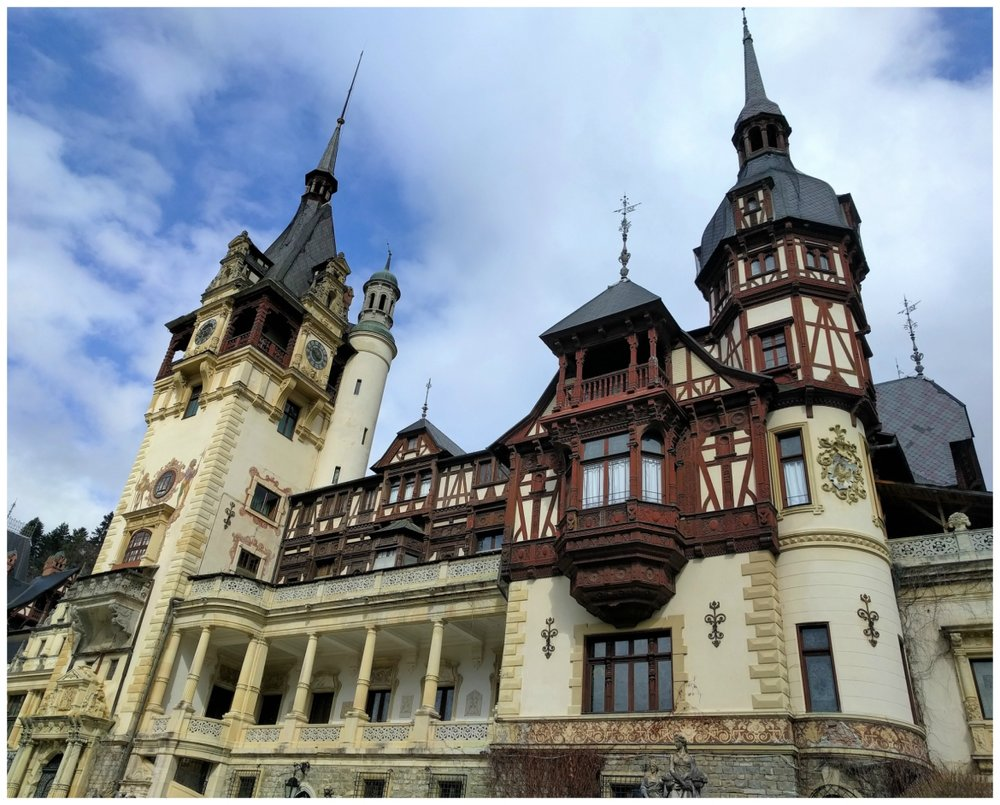 Πέλες, το πιο εντυπωσιακό κάστρο της Τρανσυλβανίας