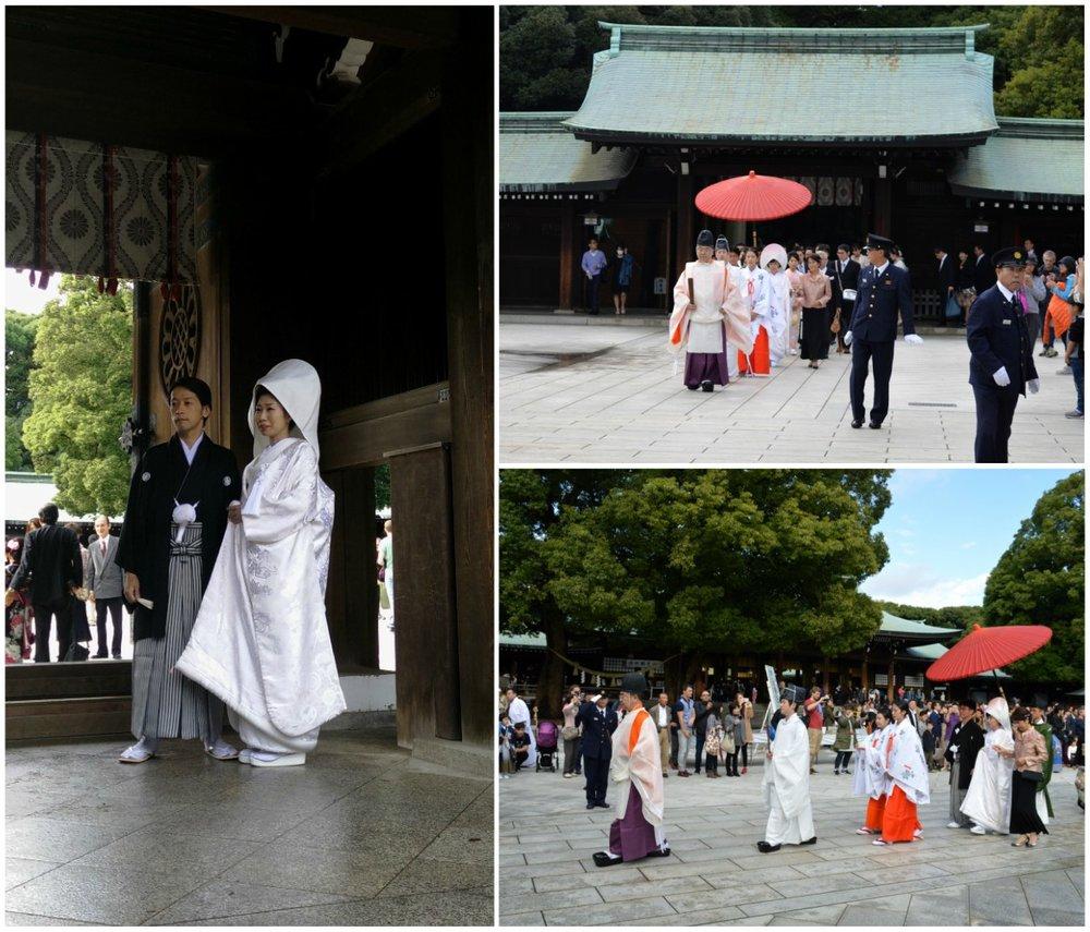 Japanese wedding - recap