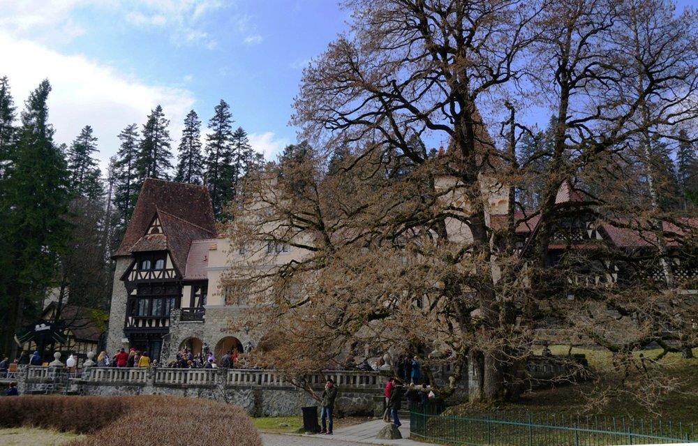 Η άνοιξη, η κατάλληλη περίοδος για επίσκεψη στο κάστρο
