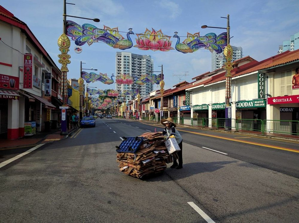 Immersed into culture in Little India