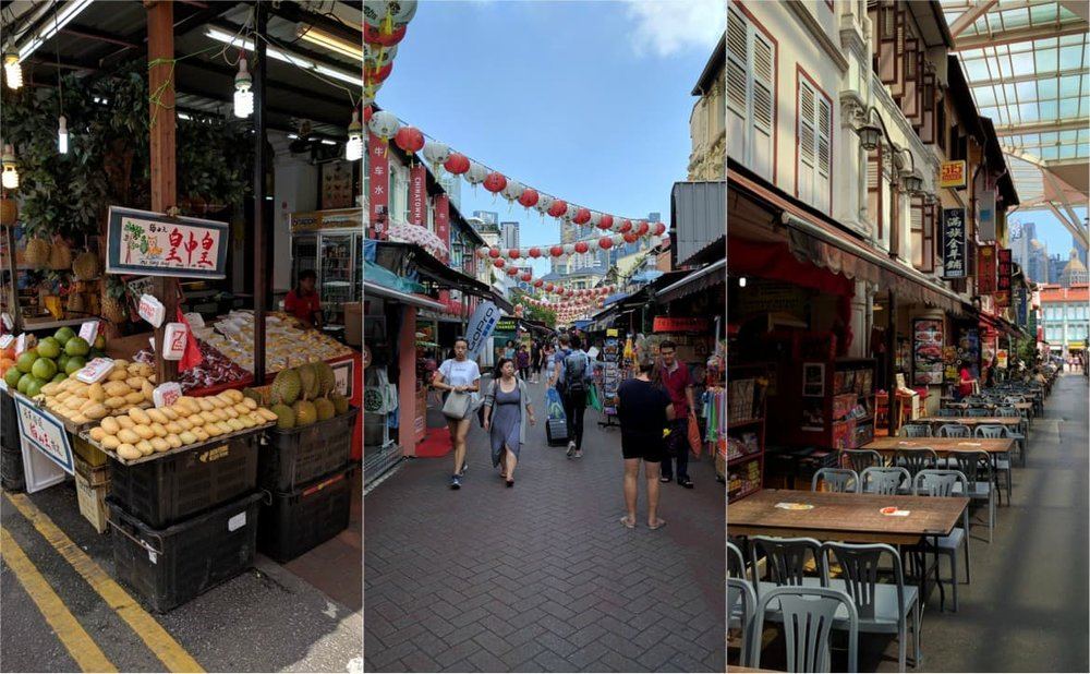 China Town in 48 hours in Singapore Guide