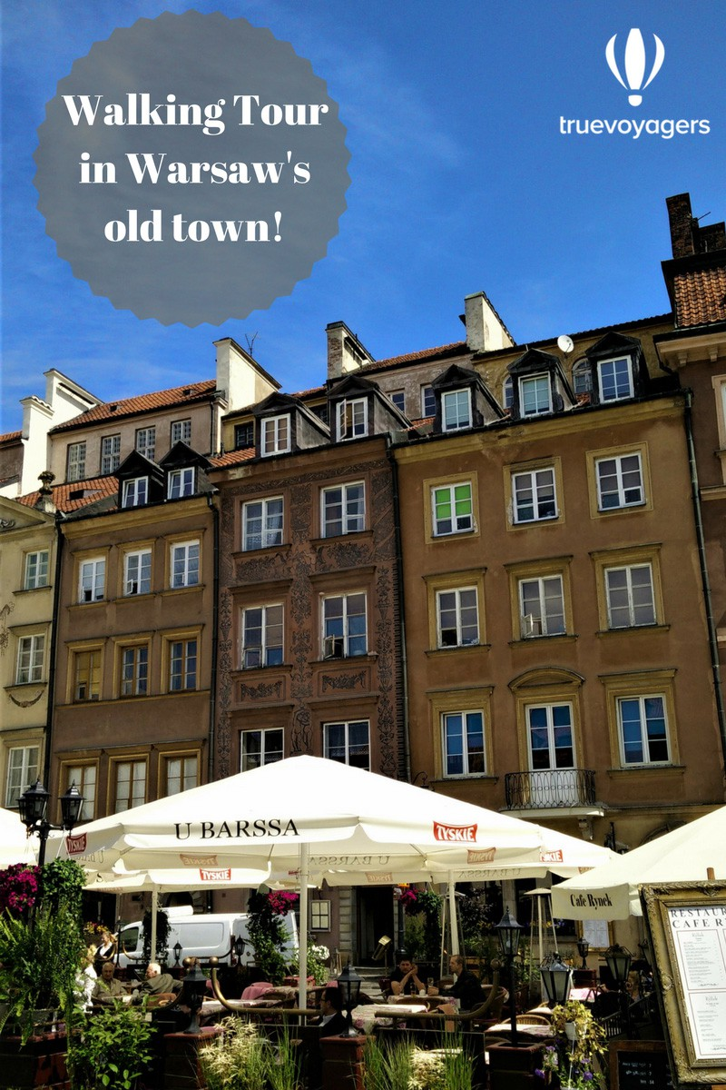 Free Walking Tour in Warsaw Old Town by Truevoyagers