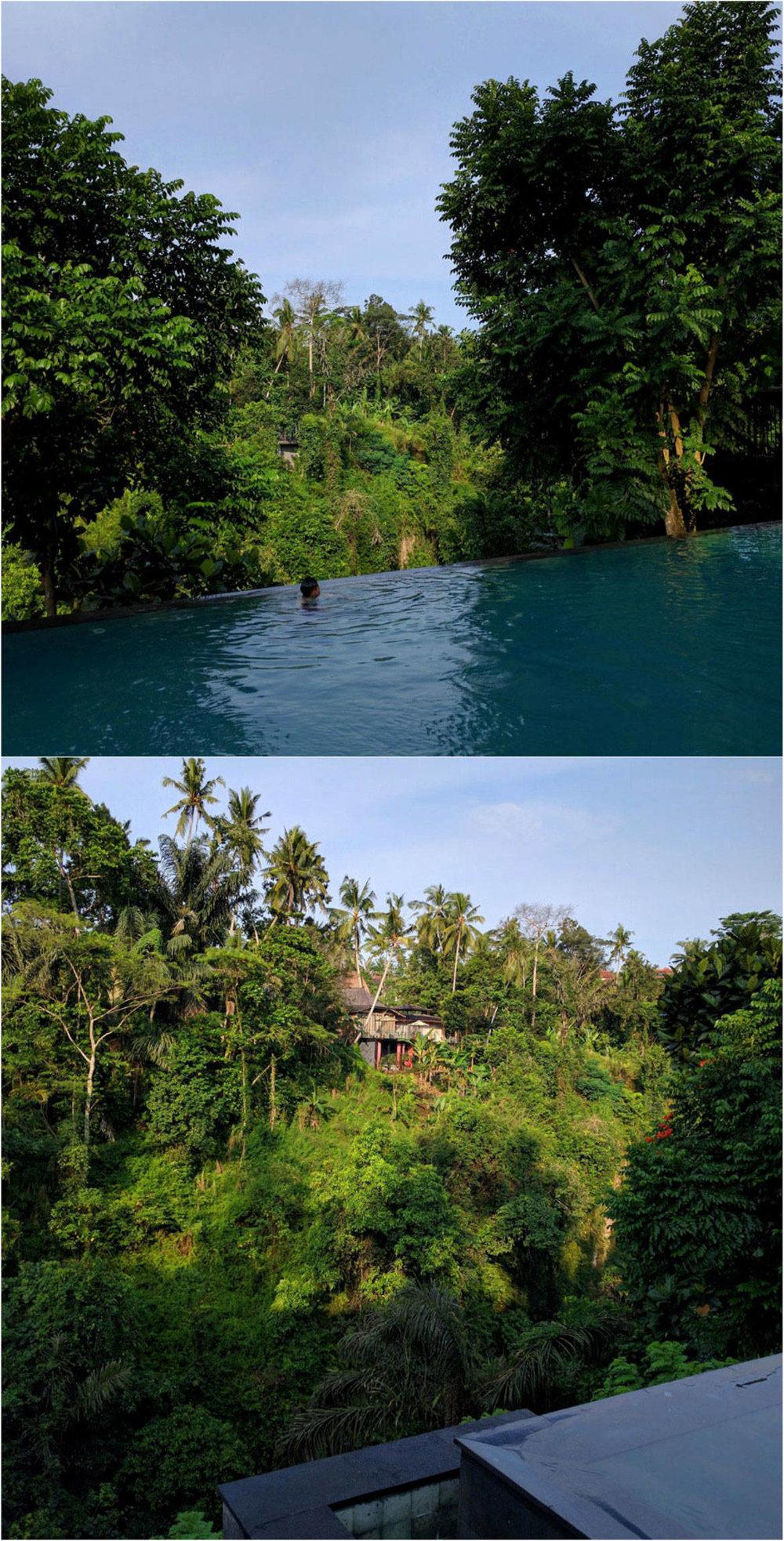 Κολυμπήστε με θέα την κοιλάδα του ποταμού Osh