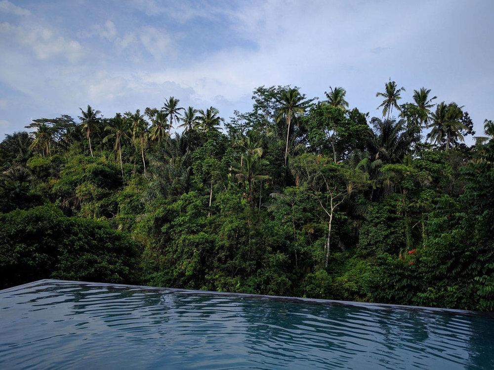 Value for money διάλειμμα στη μαγευτική πισίνα στο Μπαλί