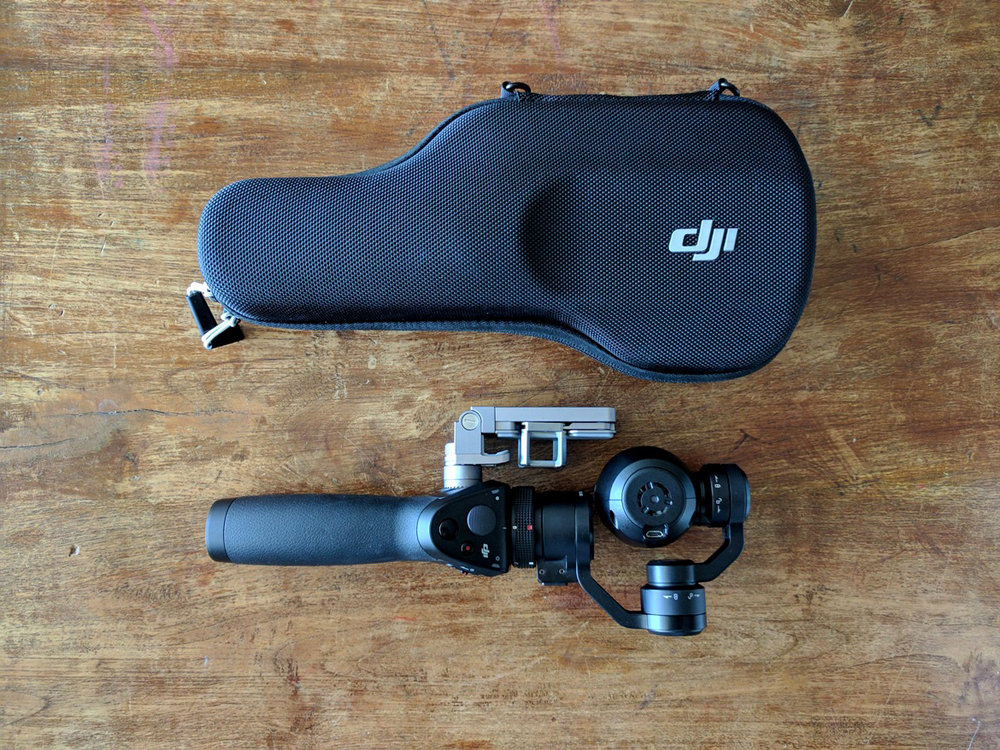 DJI Osmo as a Top Gadget for Travelers