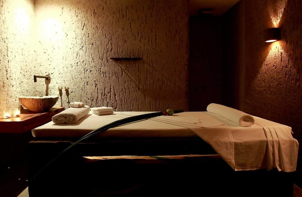 A wellness sanctuary - the Kenoa spa