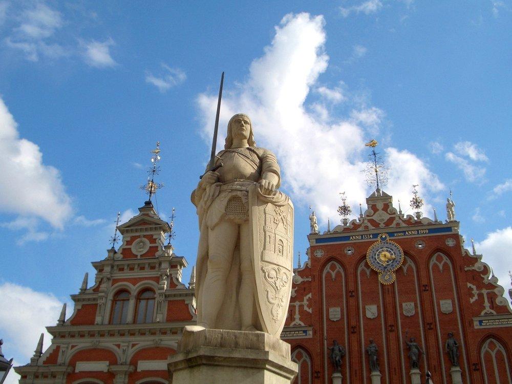 House of Blackheads στη Ρίγα από τους Truevoyagers