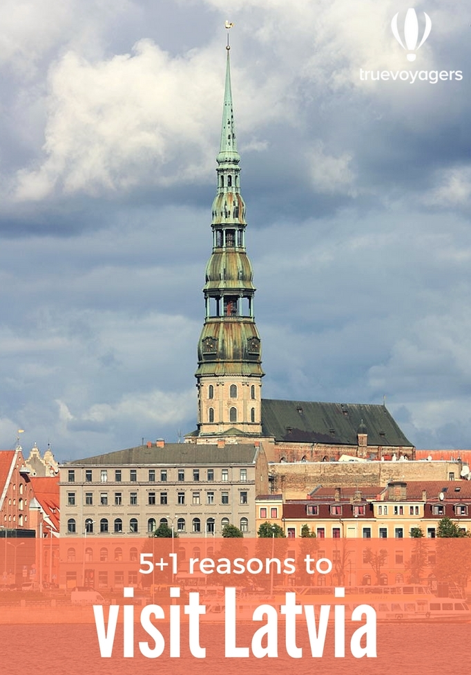 5+1 λόγοι για να επισκεφθείτε τη Λετονία από τους Truevoyagers