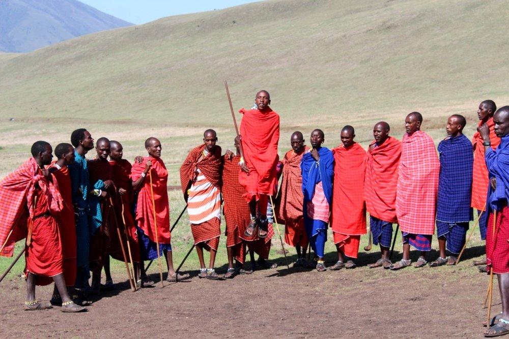 Η φυλή των Μασάι