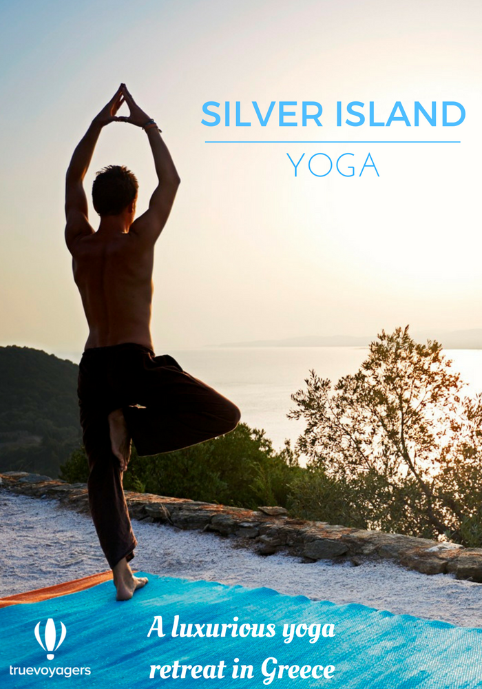 Silver Island Yoga: a luxurious yoga retreat in Greece