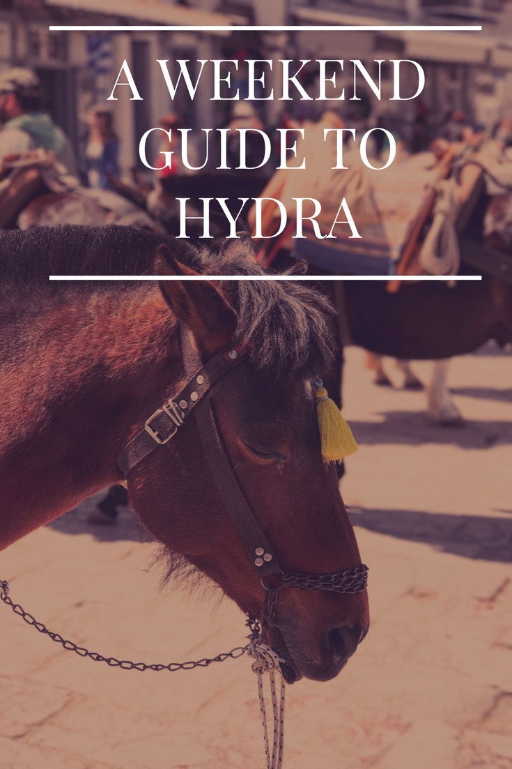 A weekend guide to Hydra by Truevoyagers
