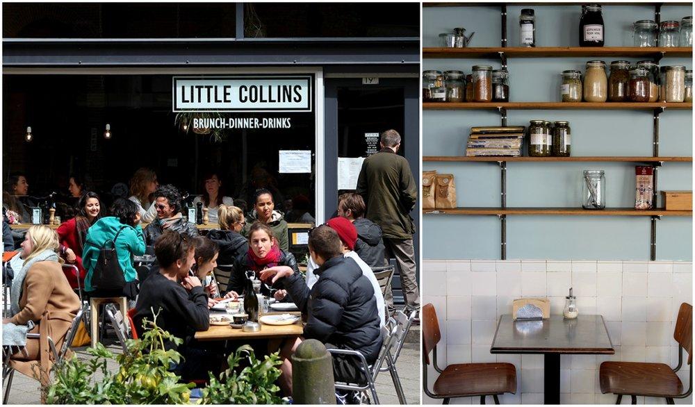 Brunching in Amsterdam's restaurants
