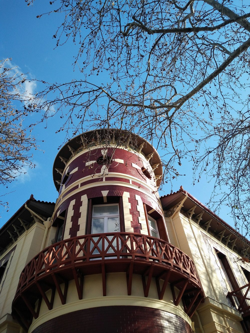 Amazing architecture in the neighborhood of Kifissia