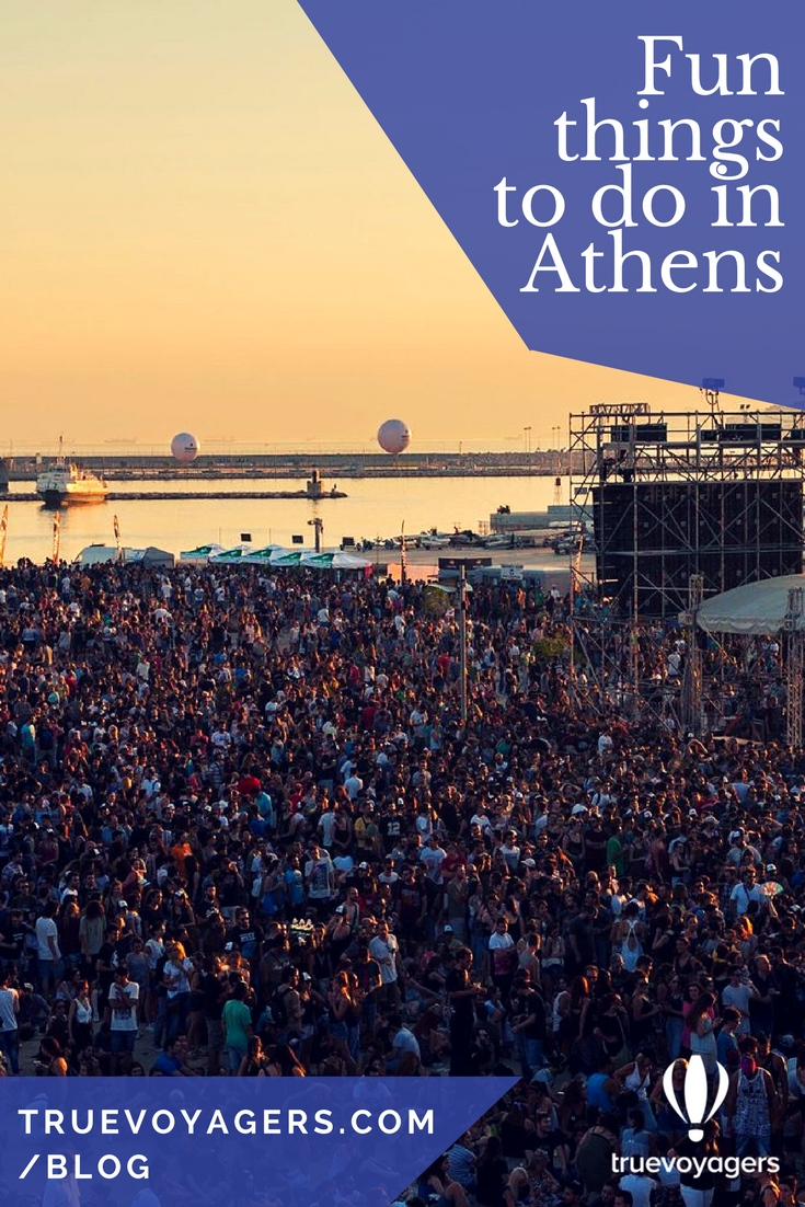Fun things to do in Athens by Truevoyagers