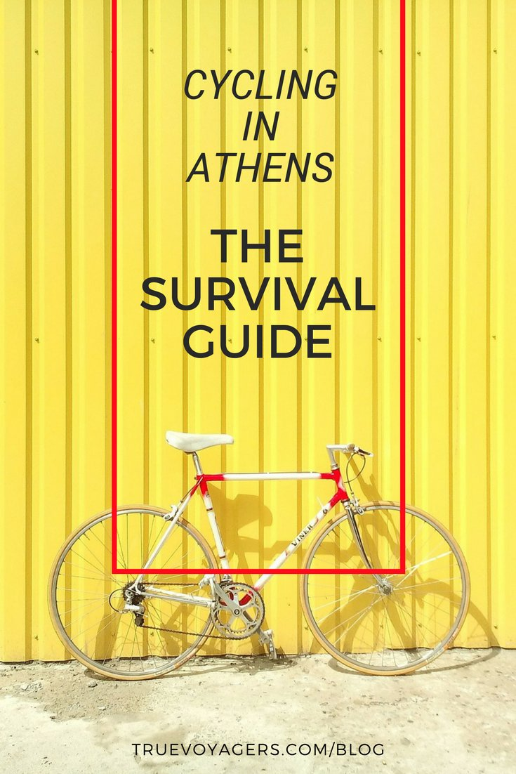 Cycling in Athens: the Survival Guide by Truevoyagers