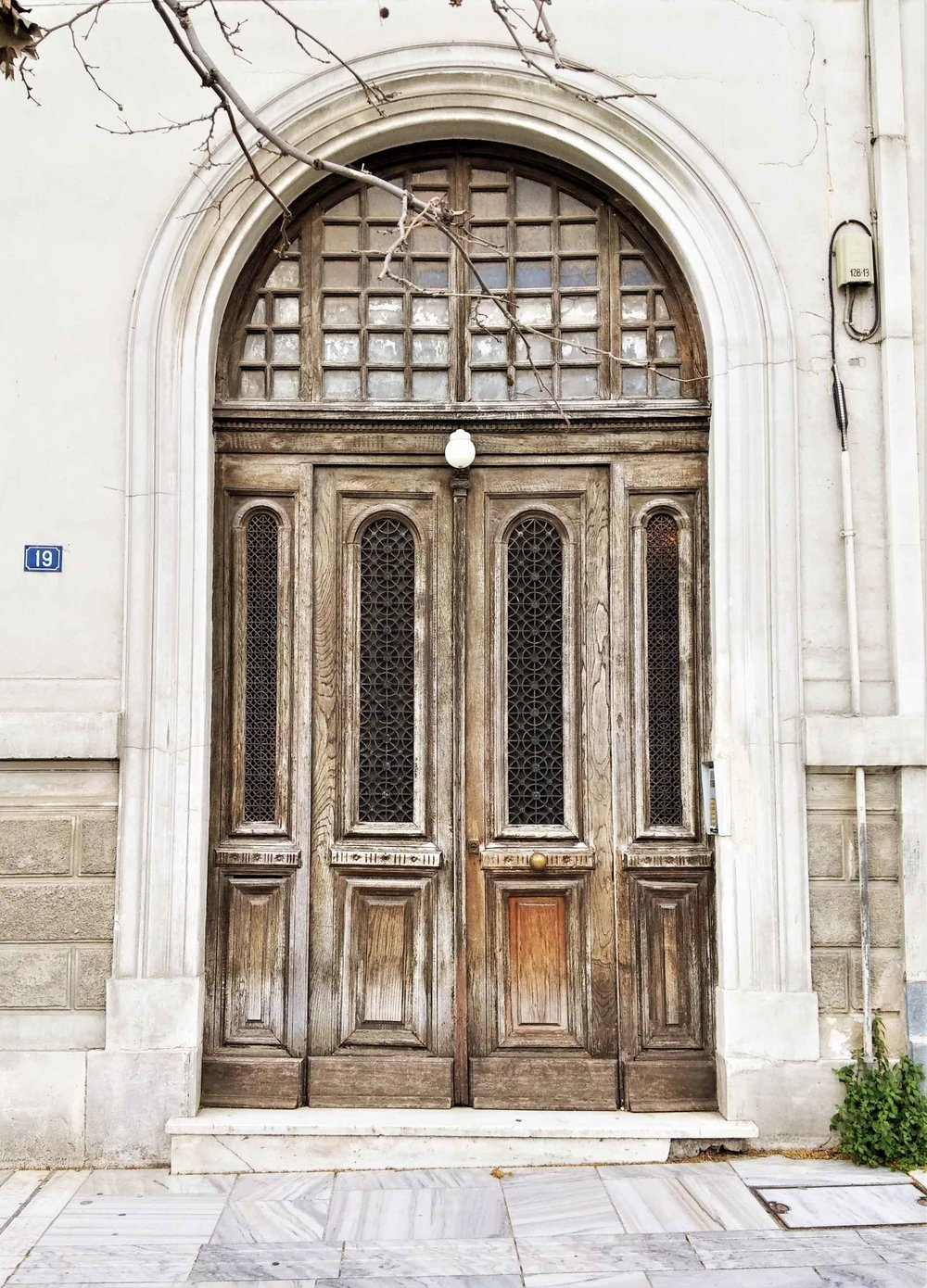The doors of Plaka are just one of the things photography lovers can capture.