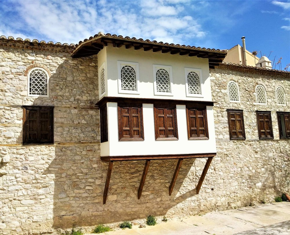 Benizelos mansion: The oldest house of Athens can be found in Plaka.