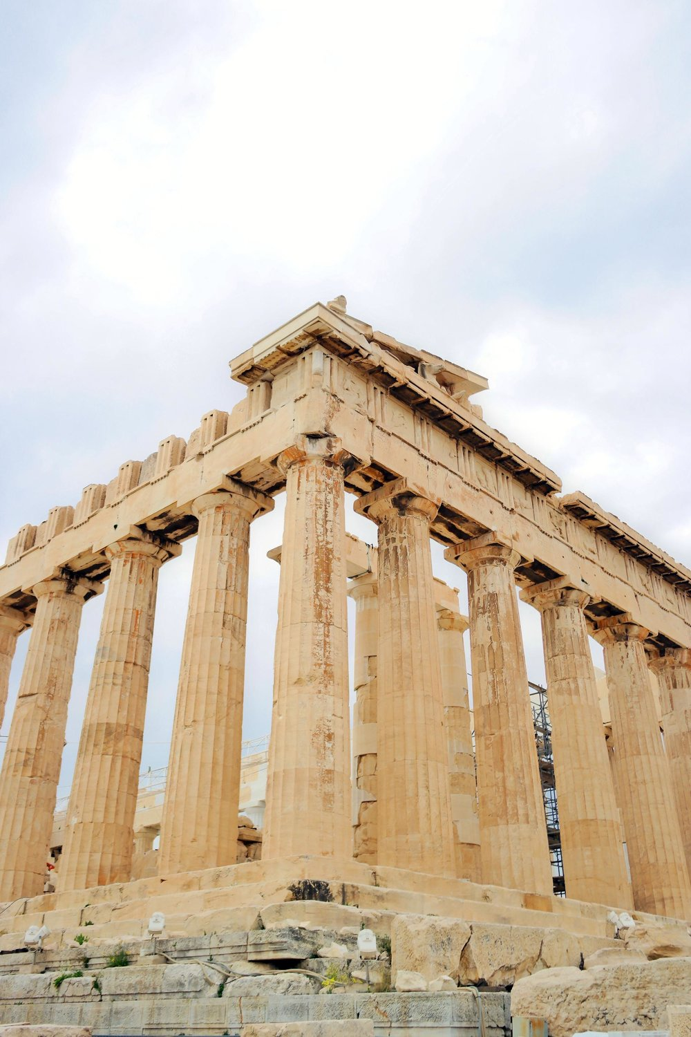 Acropolis has been voted the Leading Tourist Attraction for 2018 in World Travel Awards. Source: Truevoyagers