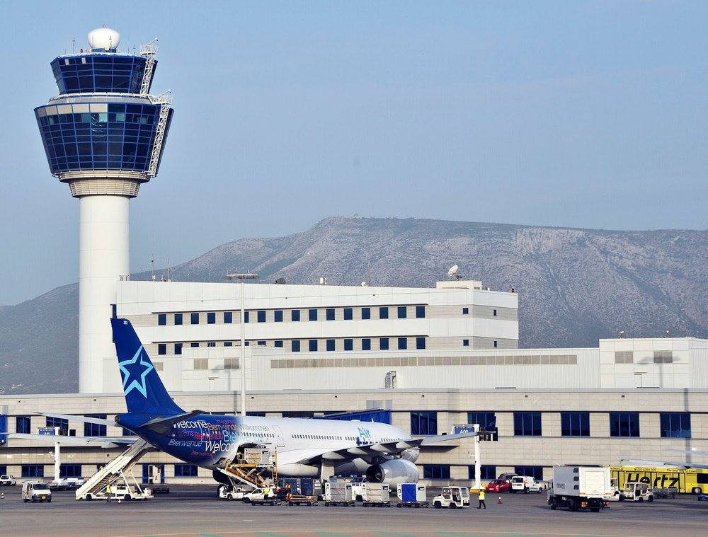 Getting to the city center from Athens airport is relatively easy, but can be considered expensive by some travelers.