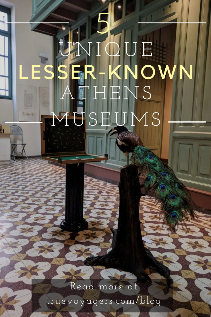 5 Lesser-known Unique Athens Museums that Deserve your Attention by Truevoyagers