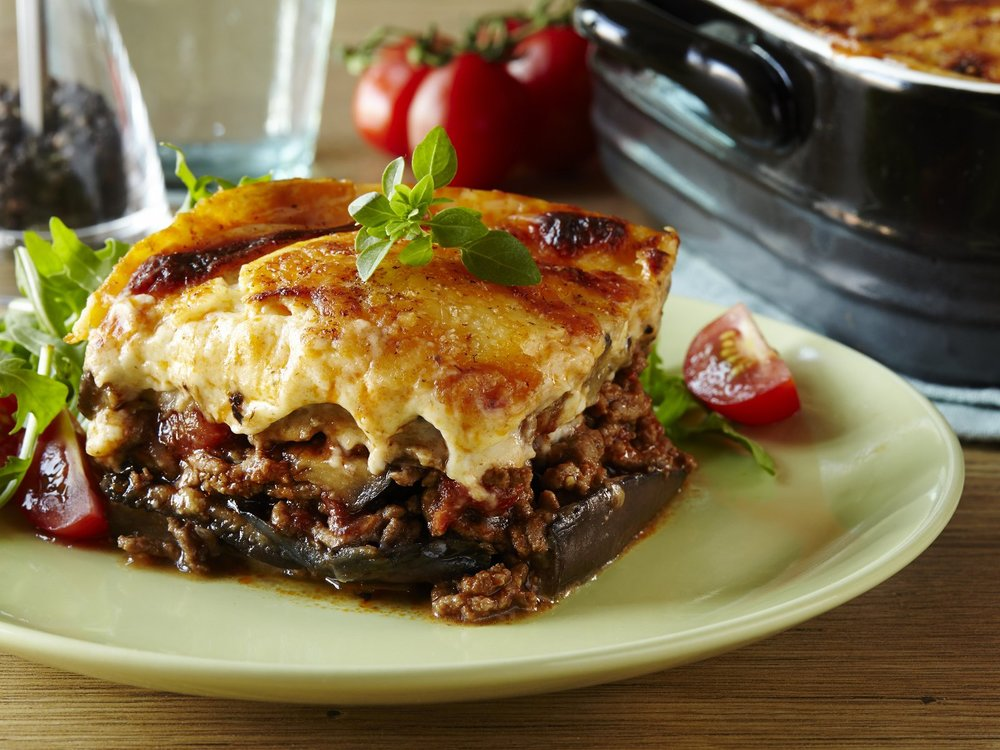 Moussaka : A dish as Greek as it gets!