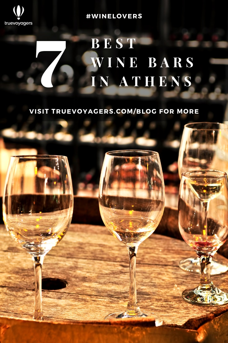 The 7 Best Wine Bars in Athens by Truevoyagers