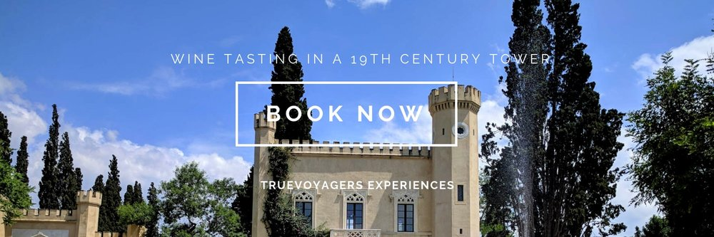 Explore Greek culture and taste some of the best Greek wines in a 19th century gorgeous palace in our  Athens Wine Tasting tour !