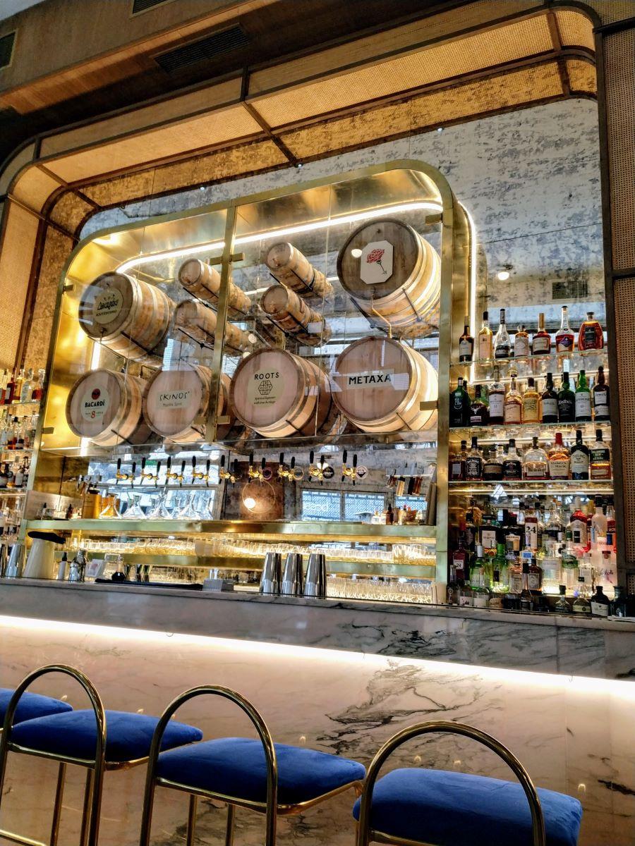 Take a coffee break and visit our new favorite cafe around Monastiraki area,  Senios .