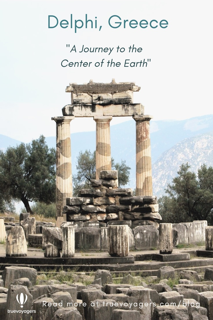 Delphi: A Journey to the Center of the Earth by Truevoyagers