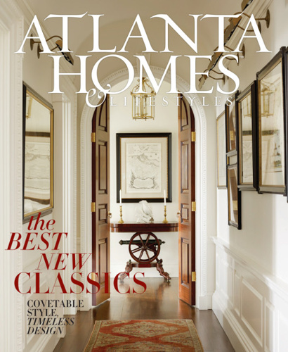 Park Avenue Pied-a-Terre in Atlanta Homes & Lifestyles -