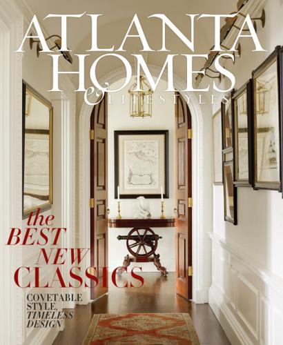 Park Avenue Pied-a-Terre in Atlanta Homes & Lifestyles -