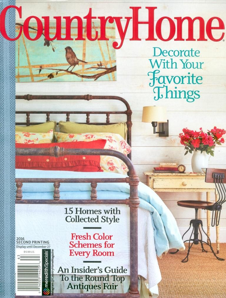 Country Home Magazine:
