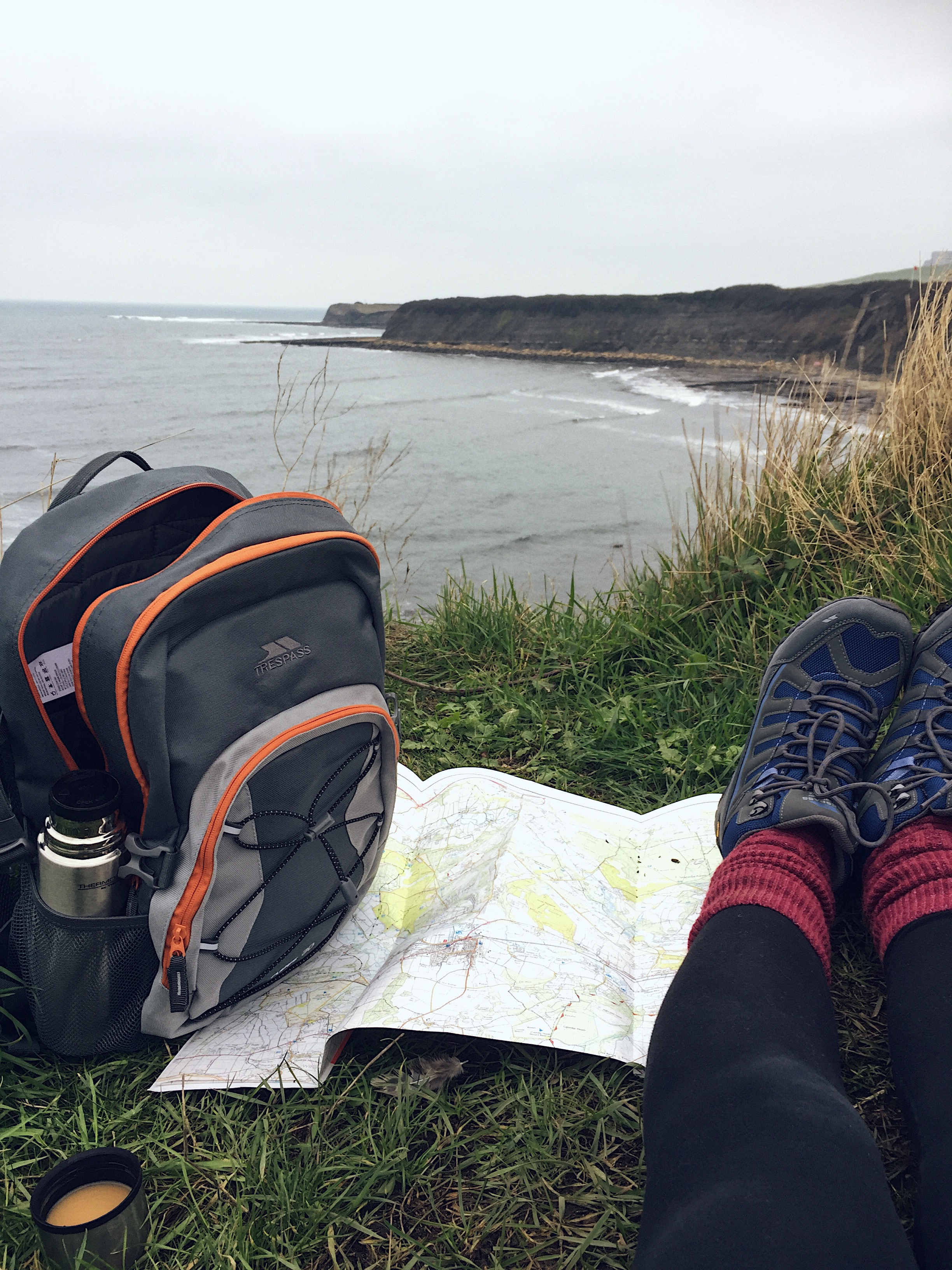 With thanks to Trespass who recently sent me  boots  & a  backpack  to accompany my adventures.