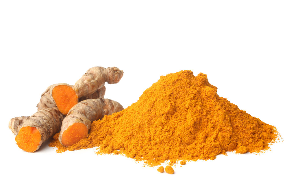 Turmeric - Turmeric is widely known as a super spice and a wonderful complement to an anti-inflammatory diet.