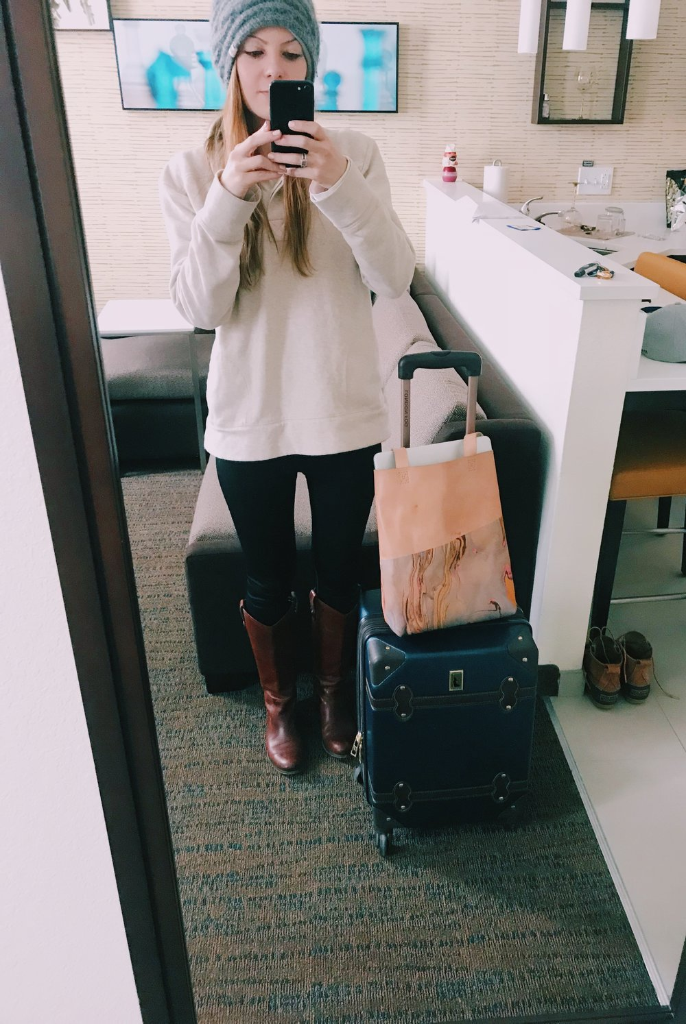 Travel Essentials: Escaping The Cold For California