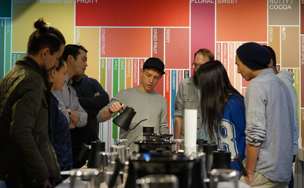 Brew Classes with Special Guests -